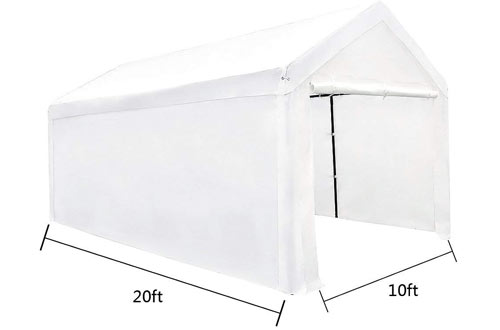 Portable and Heavy-Duty Garage Car Canopy Tent– Le Papillon
