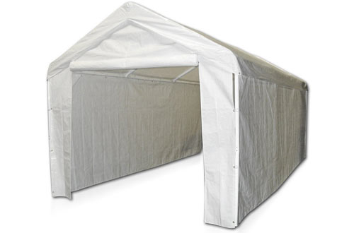 White Caravan Canopy for Doman Carport – 12000211010