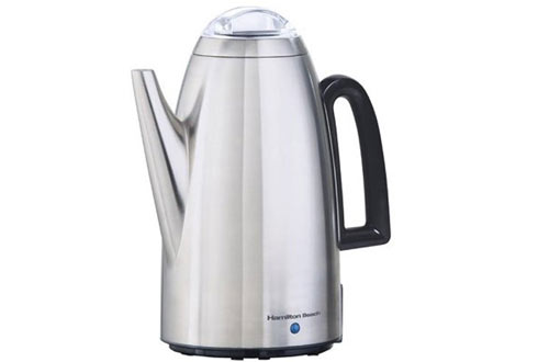 Hamilton Beach Brands 40614 Coffee Percolator