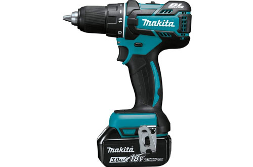 Makita XFD061 18V LXT Lithium-Ion COMPACT Brushless Cordless Driver/Drill Kit