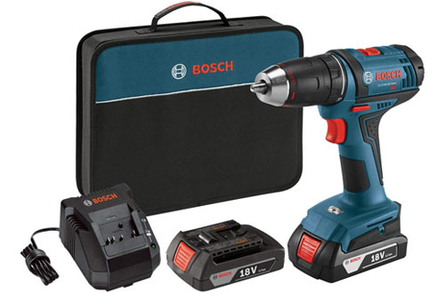 Bosch 18-Volt Compact Tough Drill/Driver Kit