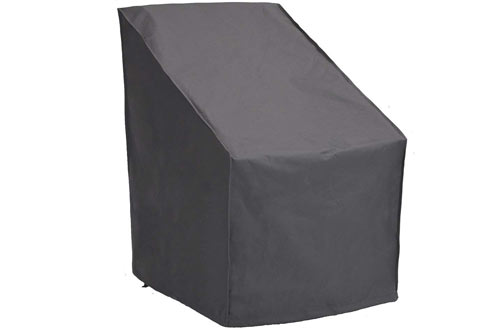 Patio Watcher High Back Waterproof Furniture Chair Cover