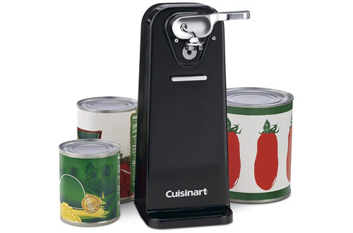 Cuisinart CCO-50BKN Deluxe Electric Can Openers