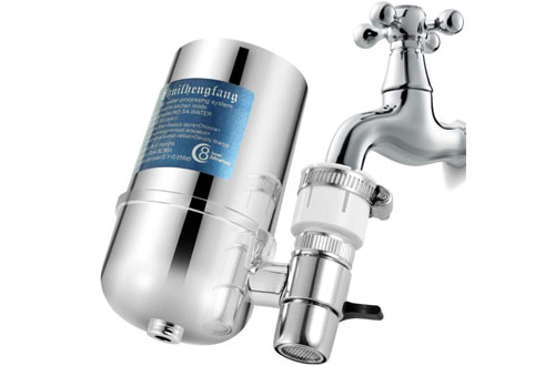 Advanced Faucet Water Filter with a Filter Element