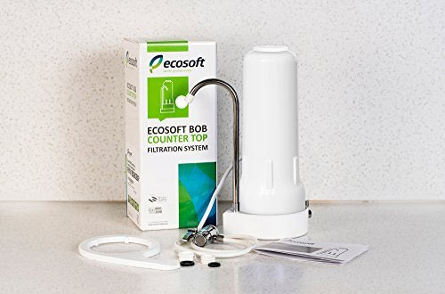 Ecosoft Countertop Drinking Water Filter System for Faucet