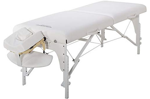 Portable Massage Table Package with Memory Foam