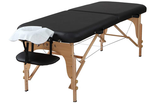 SierraComfort Preferred Portable Massage Table