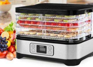 Razorri DDA250 Food Dehydrator Machine