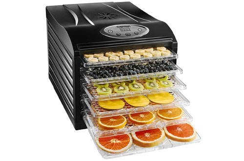 Chefman Food Dehydrator Machine Professional Electric Multi-Tier Food Preserver
