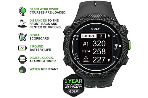 Top 10 Best Golf Gps Watches Reviews In 2019 Thetoppro