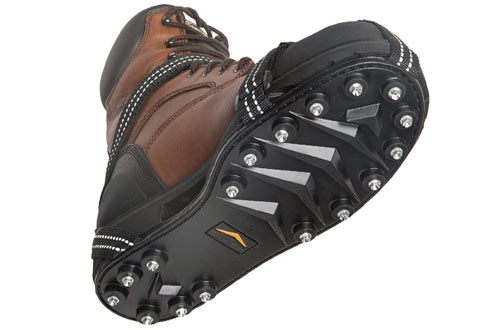 STABILicers Maxx Original Heavy Duty Stabilicers Ice Traction Cleat for Snow and Ice