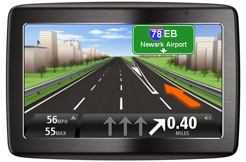 TomTom VIA 1535TM 5-Inch Bluetooth GPS Navigator with Lifetime Traffic & Maps