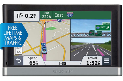 Garmin nüvi 2597LMT 5-Inch Portable Bluetooth Vehicle GPS