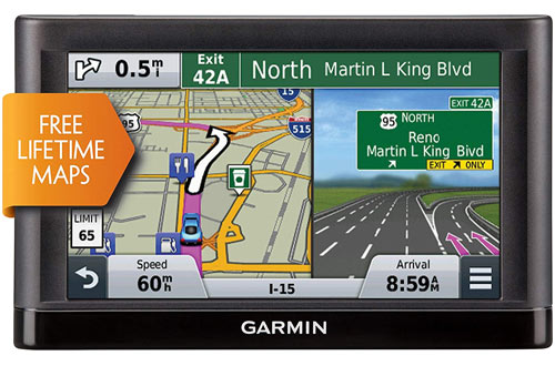 Garmin 5.0-Inch GPS Navigator with U.S Coverage