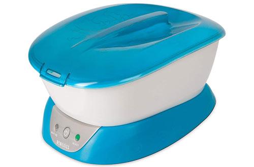 HomedicsParaSpa Paraffin Wax Bath -Soothing Hand & Foot Spa