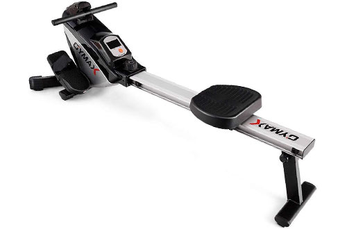 Goplus Magnetic Folding Rowing Machine Row Machine