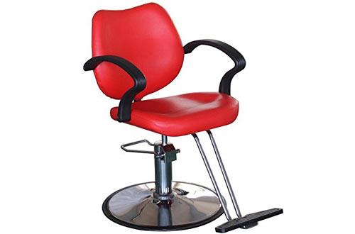 FlagBeauty Hair Beauty Salon Equipment Hydraulic Barber Styling Chair