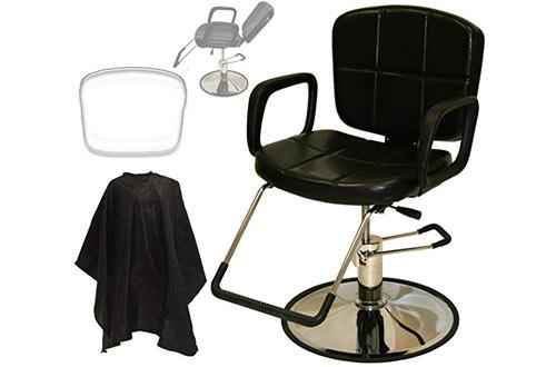 Cutting & Shampoo Barber Salon Chair