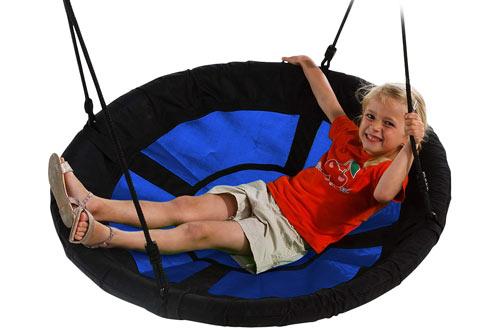 Swing-N-Slide Blue Nest Swing 40-Inch