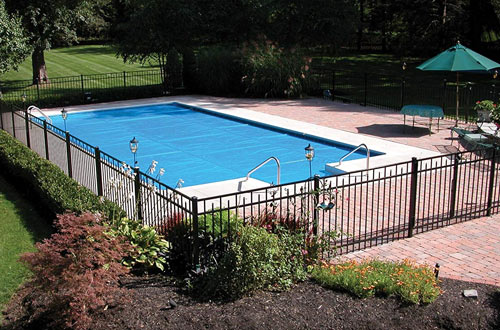 Thermo-Tex 2831224 Blue Solar Cover Swimming Pool