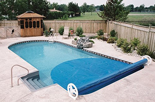 Premier Solar Heater Blanket & Blue Solar Cover for Inground Pool