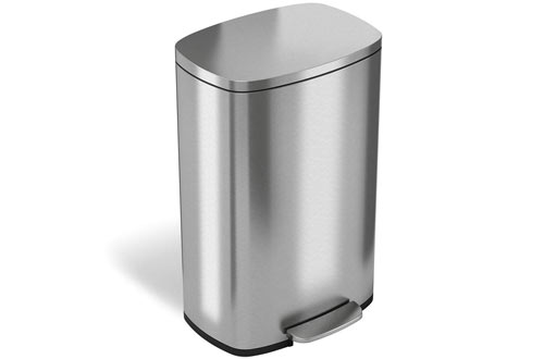 Touchless Trash Can for Kitchen & Office
