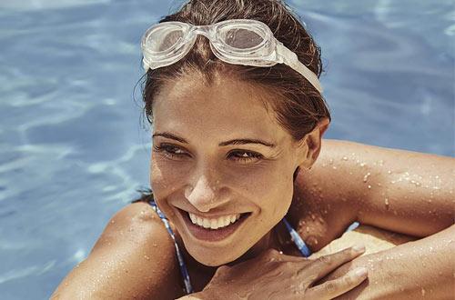 Speedo Hdrospex Swimming Goggles
