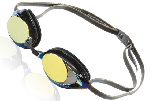 Speedo Vanquisher 2.0 Mirrored Swimming Goggles