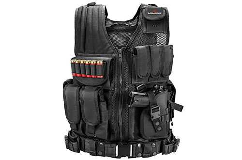 Armacorp X-1 Tactical Vest for Combat Training