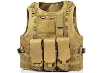Invenko Tactical Molle Airsoft Vest