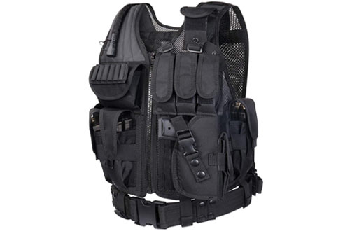 GZ XINXING Assurance Tactical Airsoft Paintball Vest