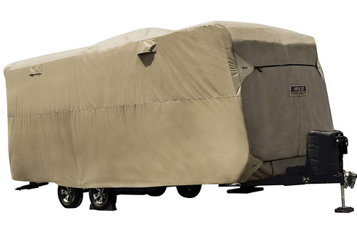 ADCO by Covercraft 74843 Storage Lot Cover for Travel Trailer RV