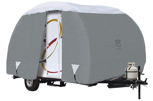 OverDrive PolyPRO 3 Deluxe R-Pod Trailer Cover