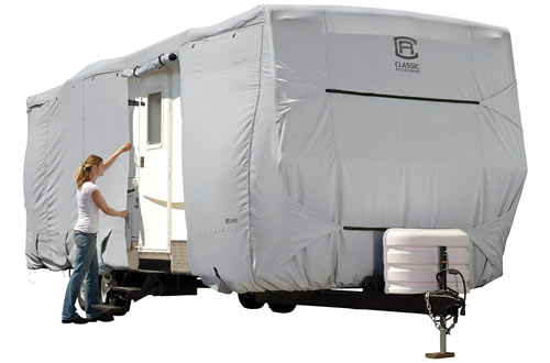 Travel Trail Cover/Water Repellent RV Cover