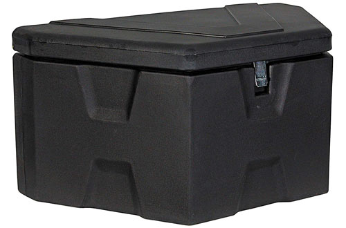 Buyers Products 1701680 Black Poly Trailer Tongue Truck Box