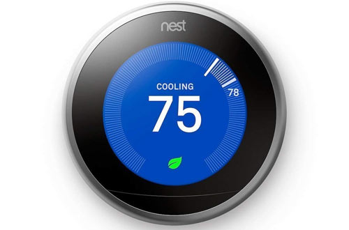 Nest T3007ES Learning Thermostat Temperature Control for Room