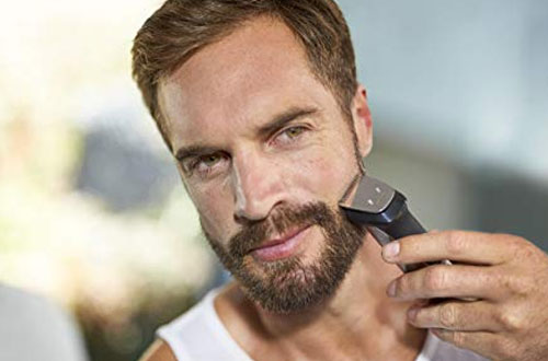 Philips NorelcoRechargeable Battery Beard Trimmer