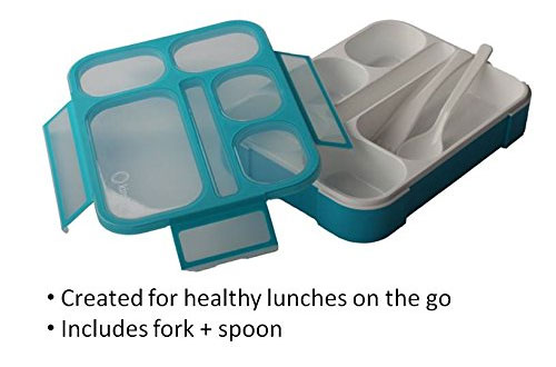 Kinsho School Bento Lunch Box for Kids