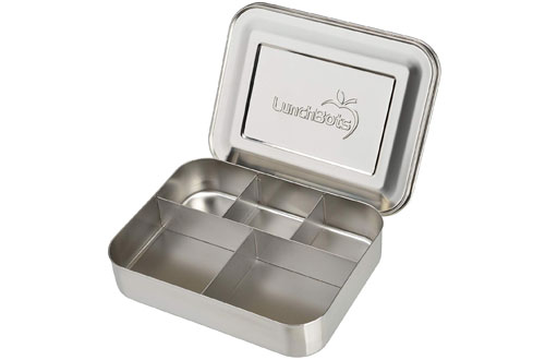 Lunchbots Large Stainless Steel Luch Box