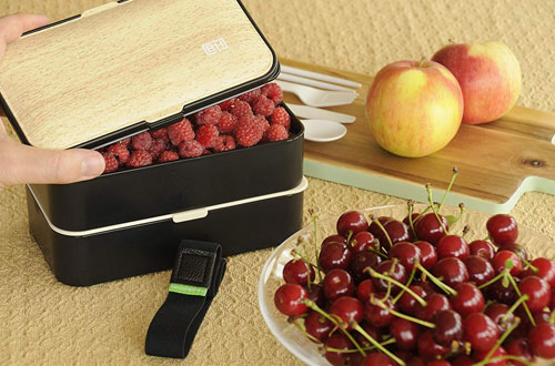 Original BentoHeaven LeakProof Bento Lunch Box Bundle