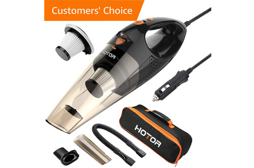 HOTOR Portable Handheld Vacuum Cleaner for Car