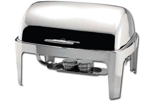 Winware Madison Roll-top Full-size Chafer