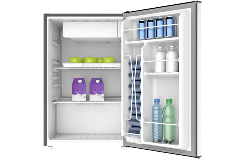 Kenmore 99053 Silver Mini Refrigerator