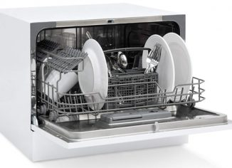 Best Kitchen Portable Small Countertop Dishwasher