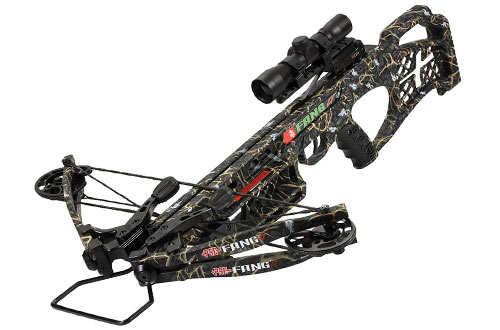 PSE Archery Fang LT & XT Crossbow