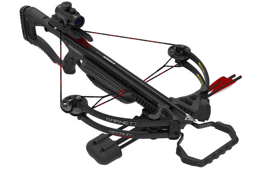 Barnett 78134 Recruit Tactical Compound Crossbow with Bolts