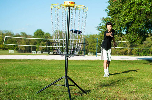Verus Sports Regulation Disc Golf Goal Basket