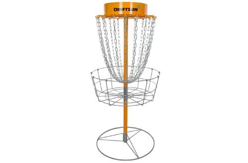 Driftsun Typhoon PortableFrisbeeDisc Golf Practice Basket