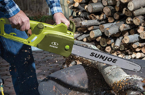 Sun Joe SWJ701E 12-Inch Electric Chain Saw
