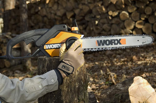 WORX WG304.1 18-Inch 4 15.0 Amp Chain Saw